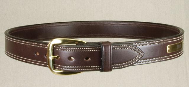 Custom Gun Belt