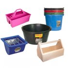 Tubs, Buckets and Totes