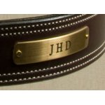 Nameplate added to Gun Belt