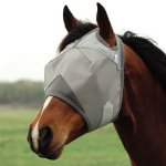 Cashel Fly Mask with Regular Nose