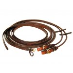 Fine Harness Horse Reins with Handholds