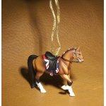 Horse Figurine Ornament
