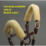 Genuine Wool Halter Set