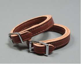 Leather Action Cuffs