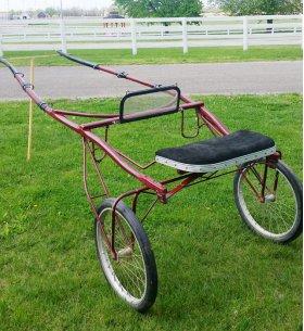 USED Jerald J Roadster Cart