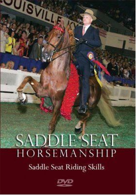 DVD - Saddle Seat Riding Skills