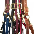 Nylon and Other Halters