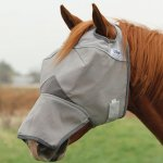 Cashel Fly Mask with Long Nose