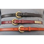 "Fennell's 3/4"" Leather Harness Belt"