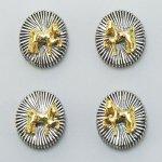 Magnetic Saddlebred Number Pins