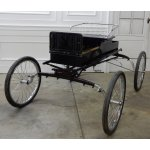 Houghton Classic Fine Harness Buggy