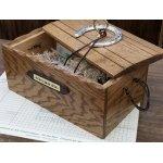 Horseman's keepsake box