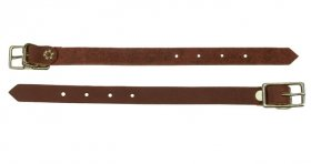 Leather Chain Strap