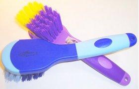 Hoof and Bucket Brush