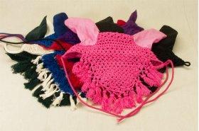 Crocheted Ear Net