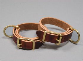Shackle Cuff Straps Only