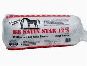 BB Satin Star Leg Cotton