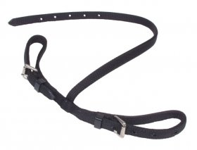 Synthetic Bit Nose Strap