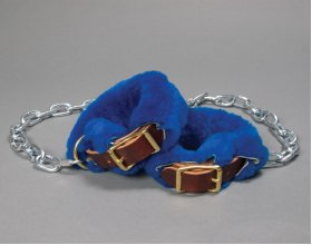 Pawing Chains with Wool Covers