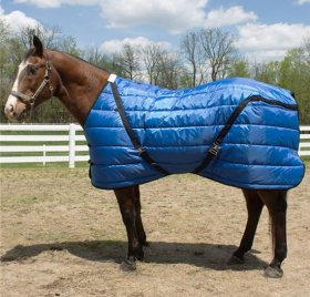 Jacks Quilted Stable Blanket