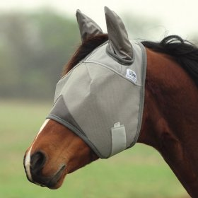Cashel Fly Mask with Regular Nose and Ears