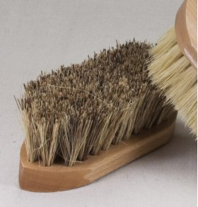 Pony Size Union Fiber Brush