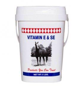 Vitamin E & Selenium