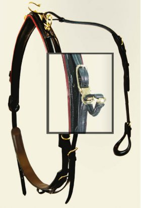 Walsh Platinum Performance Show Harness