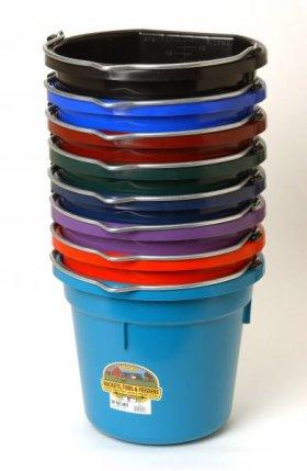 Duraflex Flatback Bucket