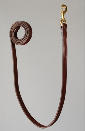 Leather Sale Lead with Snap